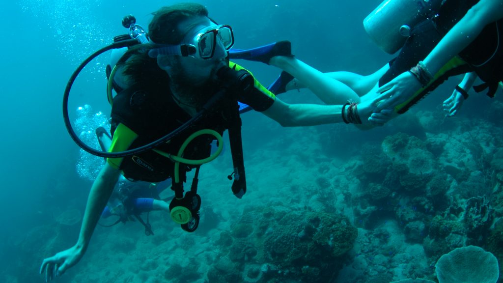 Learn to dive on Koh Chang