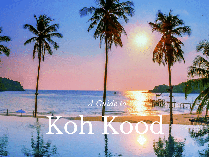 Travel guide and information on Koh Kood island, Thailand