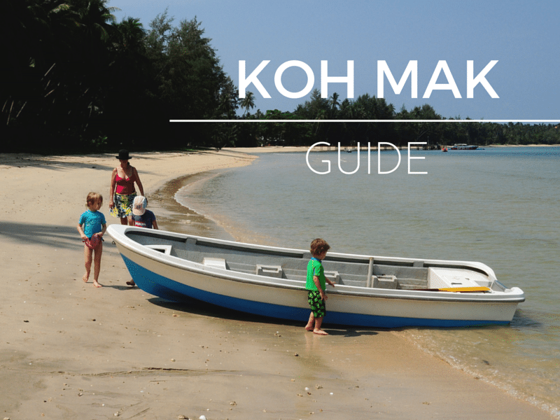 A guide to Koh Mak, Thailand's Family island.