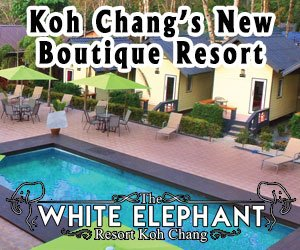 Stay at The White Elephant Resort, Koh Chang