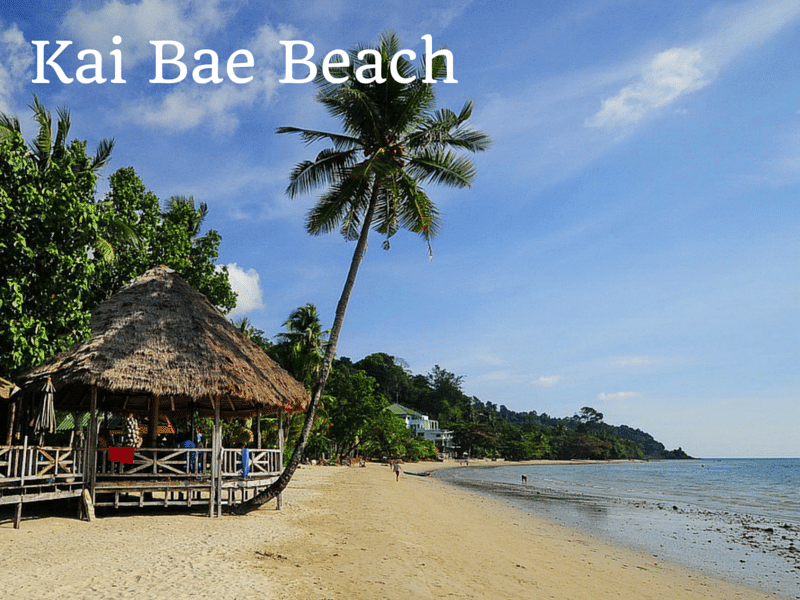 Guide to Kai Bae beach, Koh Chang