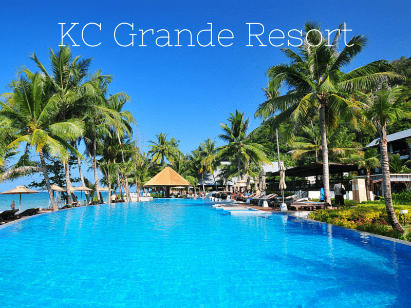 KC Grande Resort - one of White Sand beach's best hotels