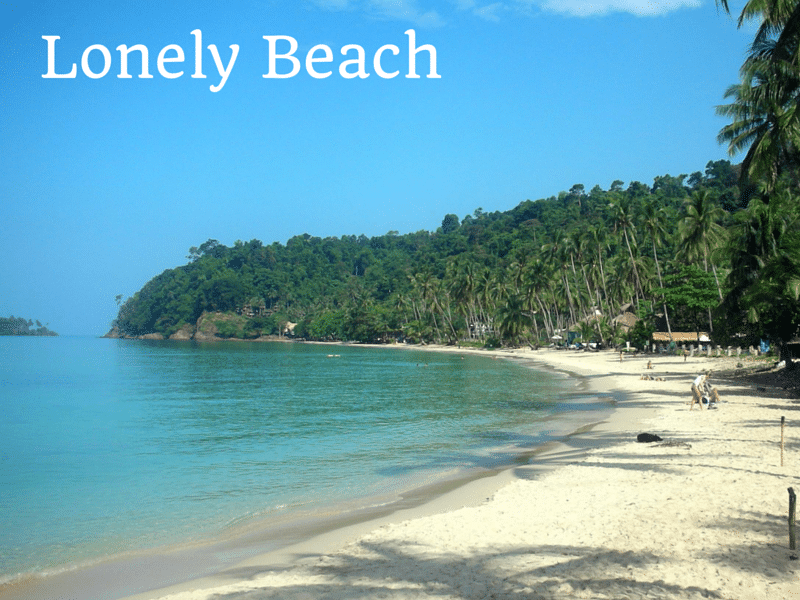 Guilde to Lonely Beach, Koh Chang