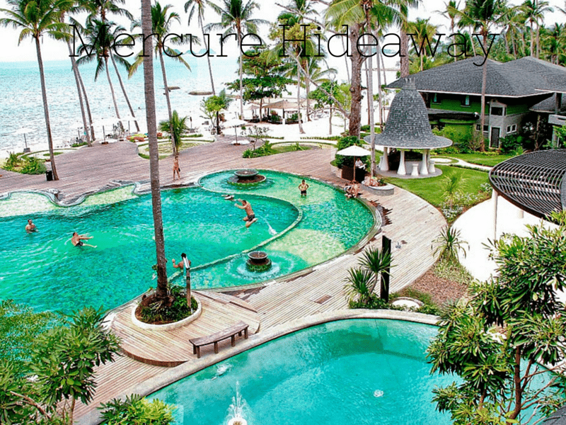 Mercure Hideaway - one of the best resorts in Lonely beach and Bailan area